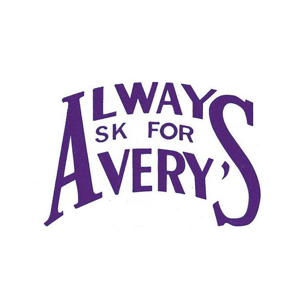 Avery's Soda logo